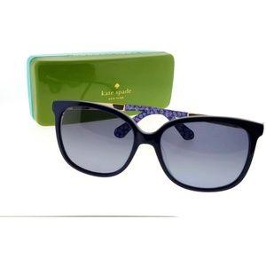 MACKENZEE-S-GF5-57 Women's Blue Frame Sunglasses